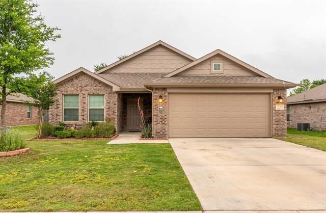 223 Walnut Bend Road, Springtown, TX 76082 (MLS #14585696) :: Real Estate By Design