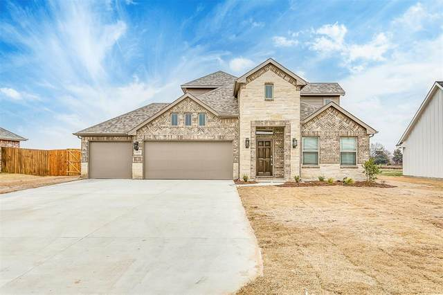 2222 County Road 200, Valley View, TX 76272 (MLS #14585775) :: Real Estate By Design