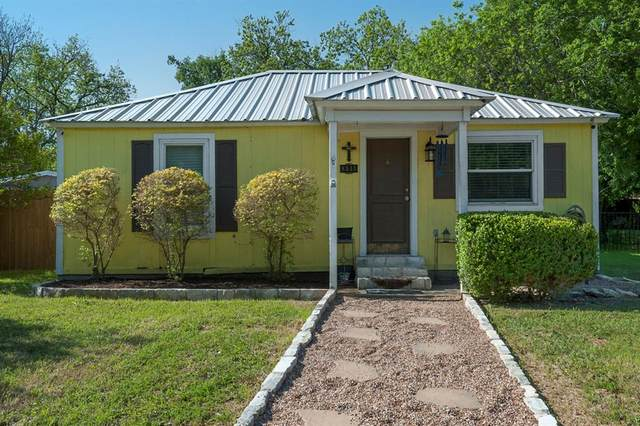 8313 Delmar Street, White Settlement, TX 76108 (MLS #14585792) :: Rafter H Realty