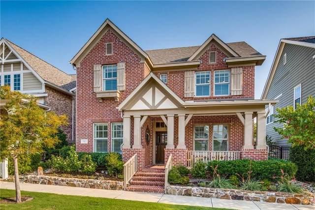 7412 Ardmore Street, Mckinney, TX 75071 (MLS #14585797) :: Robbins Real Estate Group