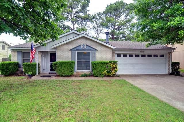 5408 School Hill Circle, Arlington, TX 76017 (MLS #14585806) :: Real Estate By Design