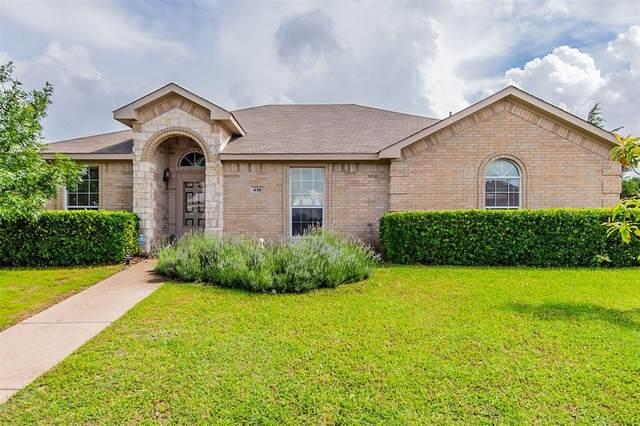 430 Brandi Ridge Drive, Midlothian, TX 76065 (MLS #14585823) :: Robbins Real Estate Group