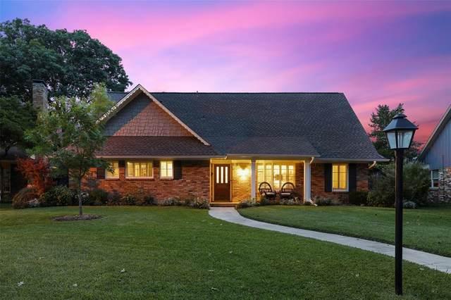 9905 Edgecove Drive, Dallas, TX 75238 (MLS #14585828) :: Real Estate By Design