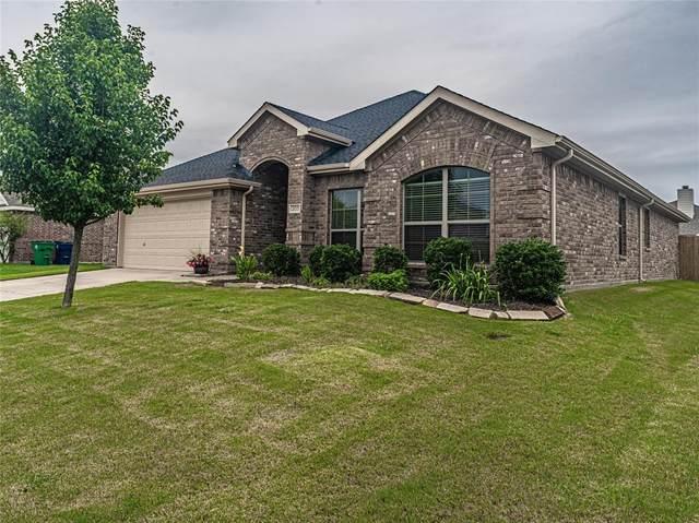205 Longhorn Drive, Waxahachie, TX 75165 (MLS #14585866) :: Real Estate By Design