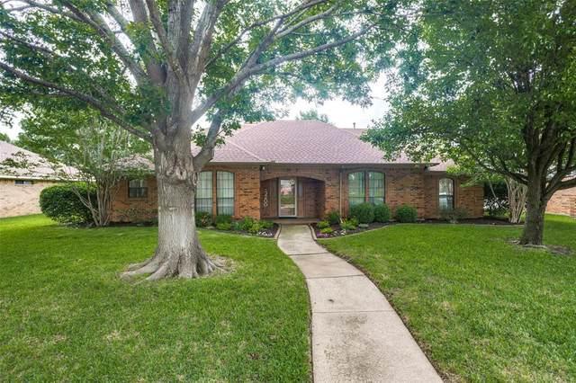 3200 Conestoga Drive, Plano, TX 75074 (MLS #14585886) :: Real Estate By Design