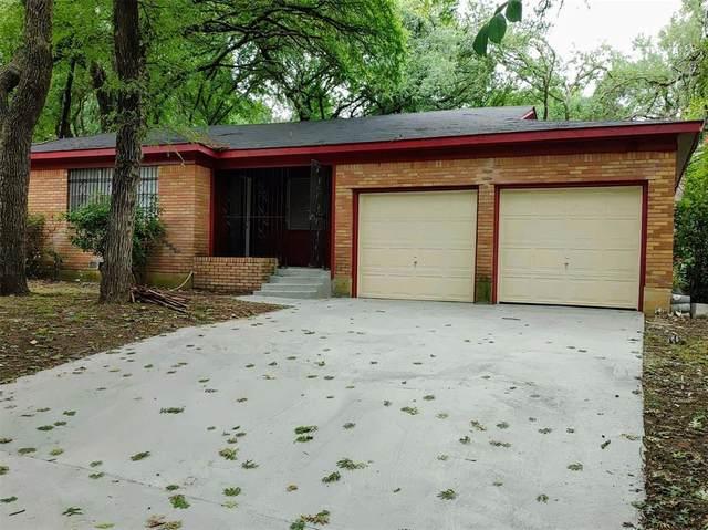 2208 Briardale Road, Fort Worth, TX 76119 (MLS #14585890) :: The Daniel Team