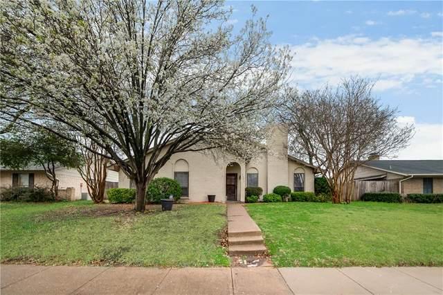 1602 Versailles Drive, Richardson, TX 75081 (MLS #14585916) :: Real Estate By Design