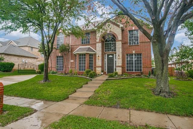 311 Mineral Springs Drive, Keller, TX 76248 (MLS #14585936) :: Real Estate By Design