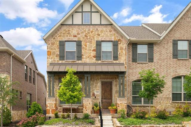7208 Chief Spotted Tail Drive, Mckinney, TX 75070 (MLS #14585939) :: The Good Home Team