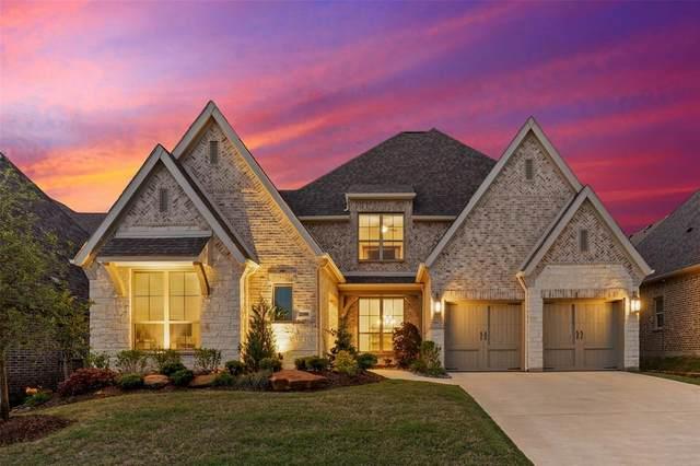 2500 Rosecroft Court, Celina, TX 75009 (MLS #14585943) :: Real Estate By Design