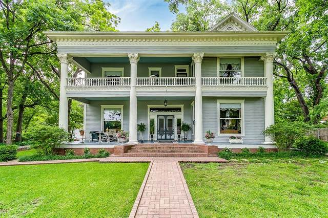 210 S Hawkins Street, Waxahachie, TX 75165 (MLS #14585951) :: Real Estate By Design