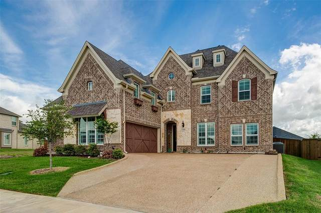 116 Spanish Bluebell Drive, Wylie, TX 75098 (MLS #14585984) :: Real Estate By Design