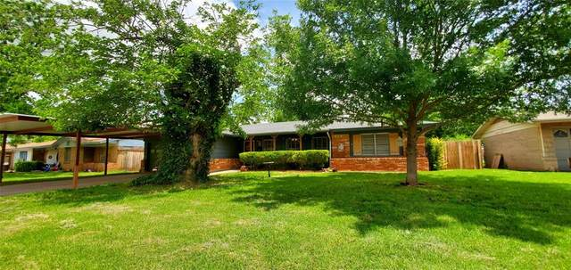 1465 Westwood Drive, Abilene, TX 79603 (MLS #14586001) :: Real Estate By Design