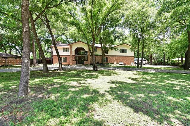 1425 Oldham Lane, Abilene, TX 79602 (MLS #14586005) :: All Cities USA Realty