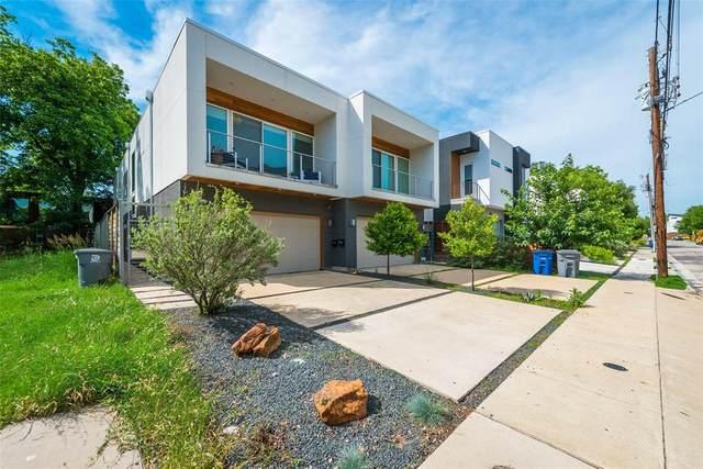 4505 Rusk Avenue, Dallas, TX 75204 (MLS #14586015) :: Real Estate By Design