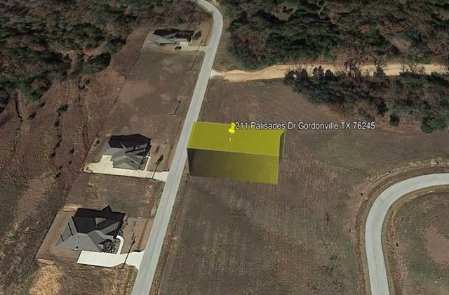 211 Palisades, Gordonville, TX 76245 (MLS #14586021) :: Real Estate By Design