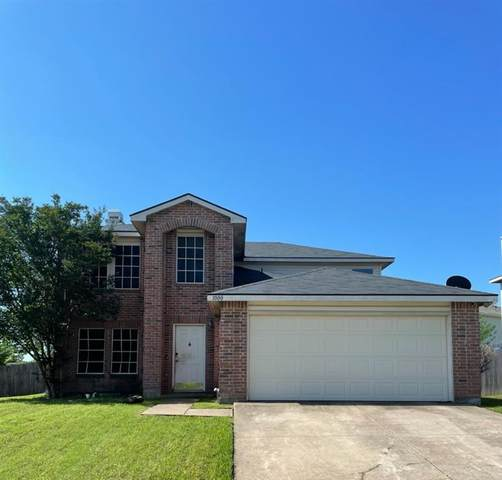 1000 Carthage Way, Arlington, TX 76017 (MLS #14586027) :: Front Real Estate Co.