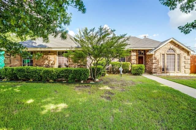 831 Irene Street, Burleson, TX 76028 (MLS #14586037) :: Front Real Estate Co.