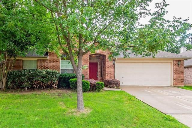 207 Bluebonnet Trail, Mansfield, TX 76063 (MLS #14586079) :: Real Estate By Design