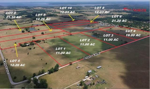 Lot 2 Angus Lane, Denison, TX 75076 (MLS #14586097) :: Real Estate By Design