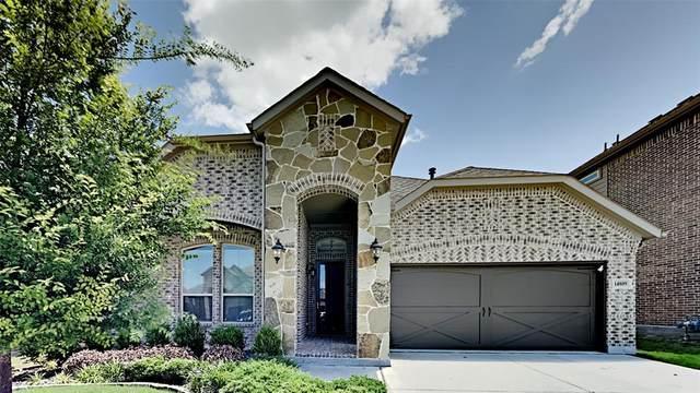 14809 Brettridge Drive, Aledo, TX 76008 (MLS #14586144) :: Potts Realty Group