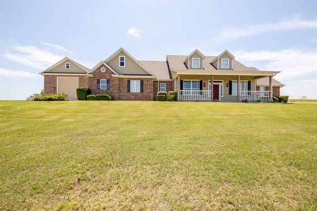 378 Canyon Creek Circle, Weatherford, TX 76087 (MLS #14586199) :: Real Estate By Design
