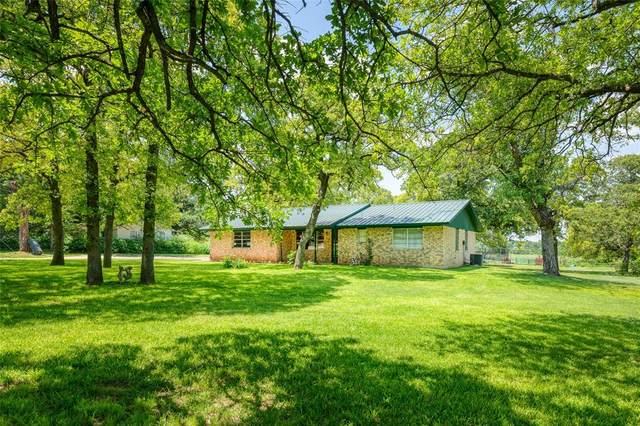 732 S Reno Road, Springtown, TX 76082 (MLS #14586224) :: Trinity Premier Properties