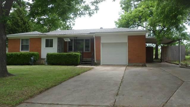 7981 Wyatt Drive, White Settlement, TX 76108 (MLS #14586245) :: Real Estate By Design