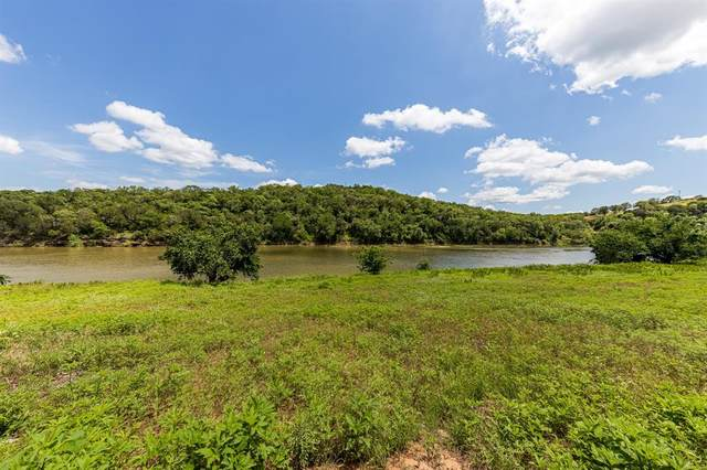 Lot 128 Brazos Mountain Ranch, Mineral Wells, TX 76067 (MLS #14586276) :: Real Estate By Design