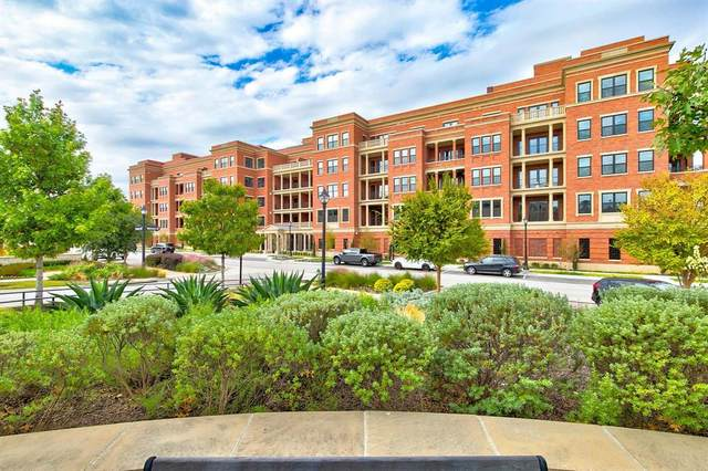 350 Central Avenue #405, Southlake, TX 76092 (MLS #14586289) :: Front Real Estate Co.