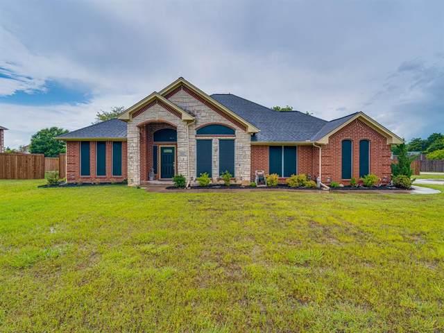 6811 Singleton Road, Midlothian, TX 76065 (MLS #14586304) :: Real Estate By Design