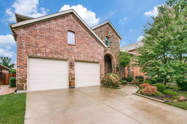 1124 Dayton Drive, Lantana, TX 76226 (MLS #14586306) :: Team Hodnett