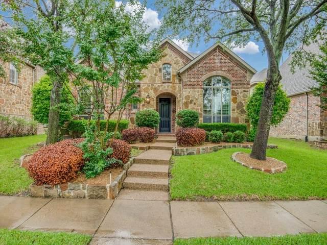 912 Wyndham Way, Allen, TX 75013 (MLS #14586323) :: Real Estate By Design