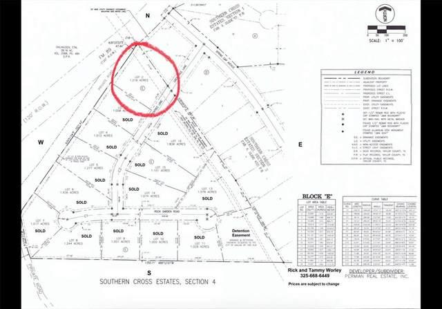 126 Green Tree Lane, Abilene, TX 79606 (MLS #14586328) :: The Russell-Rose Team