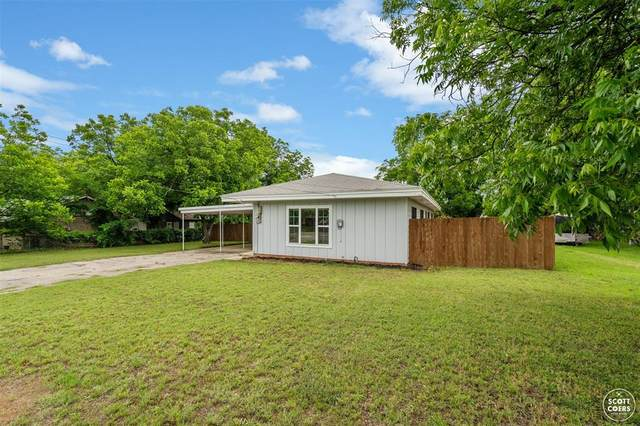 107 Lucas Drive, Early, TX 76802 (MLS #14586384) :: Real Estate By Design