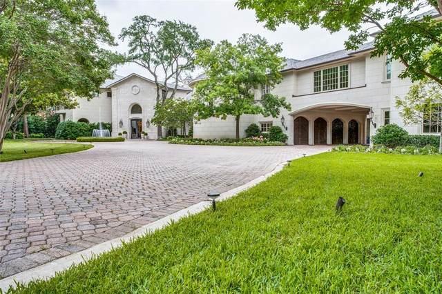 9520 Hathaway Street, Dallas, TX 75220 (MLS #14586390) :: The Hornburg Real Estate Group