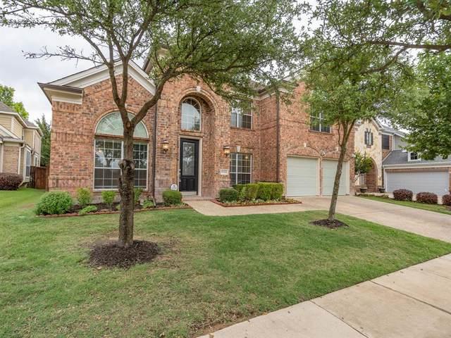 8808 Wyatt Circle, Lantana, TX 76226 (MLS #14586428) :: Team Hodnett