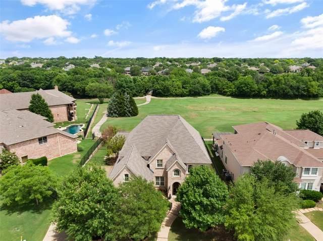 1605 Gladewater Drive, Allen, TX 75013 (MLS #14586441) :: Real Estate By Design