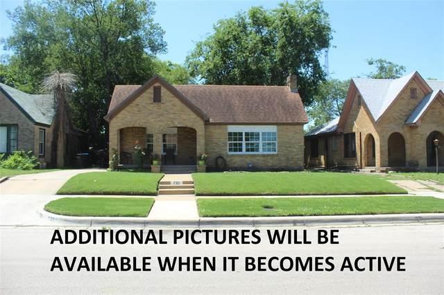 732 E Mulkey Street, Fort Worth, TX 76104 (MLS #14586443) :: The Good Home Team