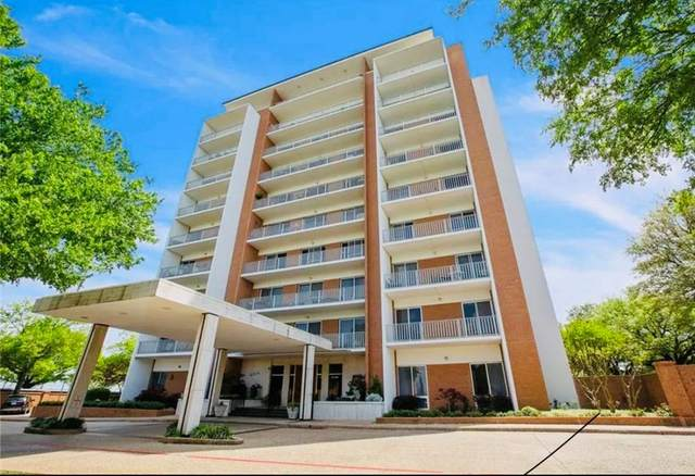 4924 Cobbs Drive, Waco, TX 76710 (MLS #14586456) :: Real Estate By Design