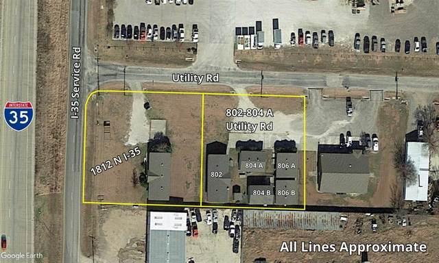 1812 N Stemmons, Sanger, TX 76266 (MLS #14586457) :: The Mauelshagen Group