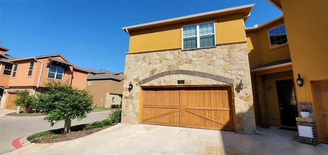 7310 Venice Drive #5, Grand Prairie, TX 75054 (MLS #14586490) :: Real Estate By Design