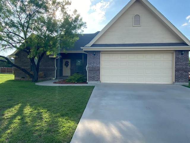 1300 Mesa Drive, Baird, TX 79504 (MLS #14586541) :: The Russell-Rose Team