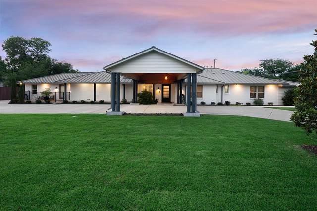 5953 Walnut Hill Lane, Dallas, TX 75230 (MLS #14586560) :: Team Hodnett