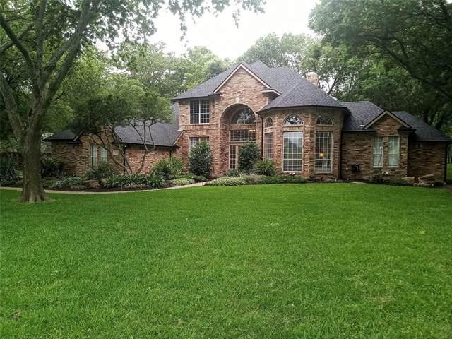 4033 Bordeaux Circle, Flower Mound, TX 75022 (MLS #14586565) :: DFW Select Realty