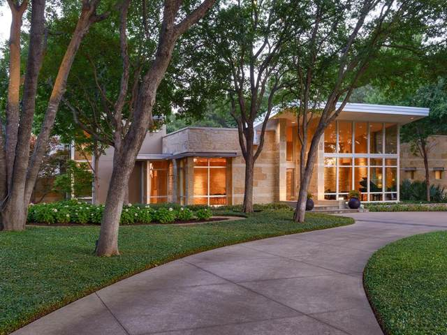 5006 Shadywood Lane, Dallas, TX 75209 (MLS #14586574) :: The Mitchell Group