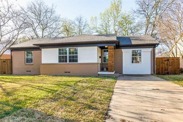 2502 Tolosa Drive, Dallas, TX 75228 (MLS #14586598) :: Real Estate By Design