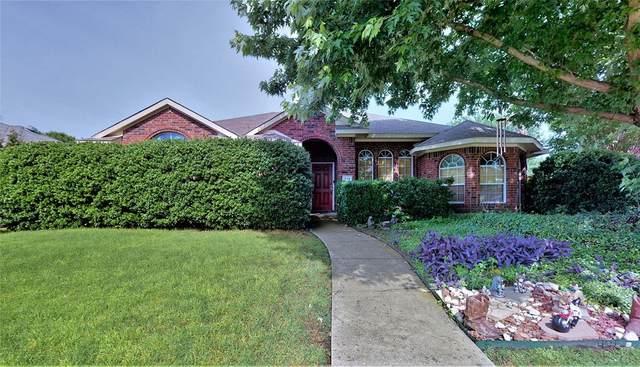 719 Cheyenne Drive, Allen, TX 75002 (MLS #14586603) :: Real Estate By Design