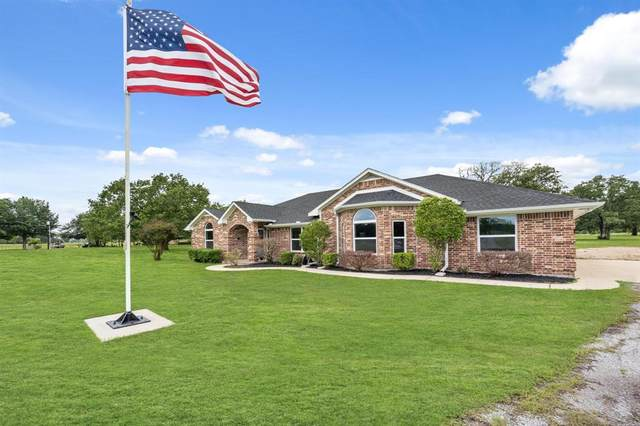 4802 County Road  3519, Greenville, TX 75402 (MLS #14586621) :: Real Estate By Design
