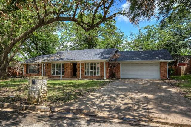 313 Merrell Drive, Sulphur Springs, TX 75482 (MLS #14586639) :: Rafter H Realty